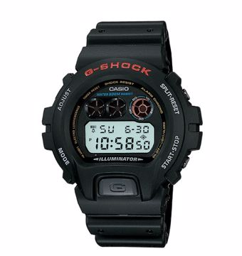 Casio DW6900-1V watch